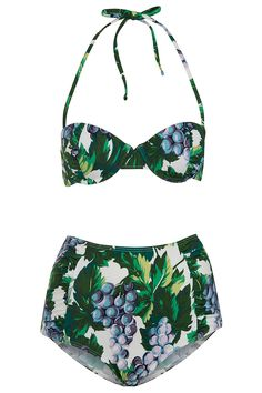 grape bikini from top shop