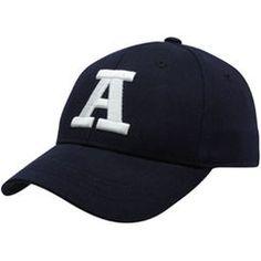 31ebff2f2da Top of the World Utah State Aggies Youth Navy Blue One-Fit Hat Utah State