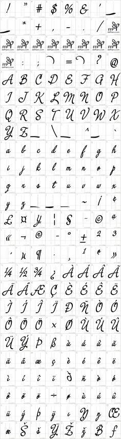 Yerbaluisa Font · 1001 Fonts