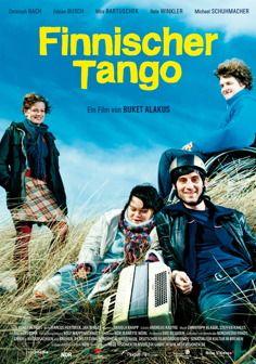 Finnischer Tango- Mann ist allein und verschuldet und möchte sich einer Behindertentheatergruppe integrieren. Dafür klaut er einen Rollstuhl und einen Behindertenausweis um dieser beizutreten.