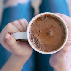 I Quit Sugar - 5-minute Anti-inflammatory Hot Chocolate recipe