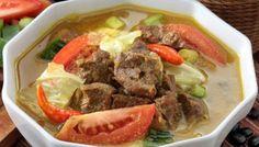 Video•Photo•Blog — Berikut ini resep tongseng petir Pak Nano seperti...