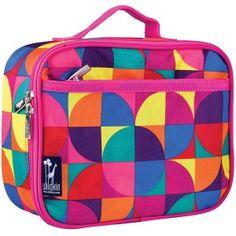 Multicolour dots lunch boxes