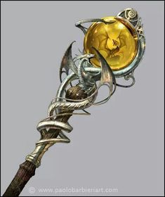 My scepter, it can summon the mist, monsters, it can do just about everything. It will always reappear at my side. It does not morph to a bracelet or anything. Hecate herself gave it to me.