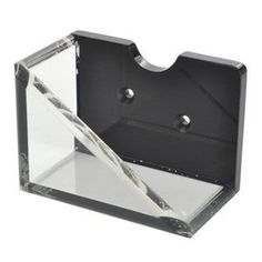 Bluecell Acrylic Deck poker Discard dealing holder case w/ Top Cover (2 Deck) by Generic. $7.99. This poker holder is a professional grade Blackjack discard holder with top. This discard holder is manufactured from a thick acrylic and holds decks of discards. The edges are all nicely rounded and are capped off with a top.