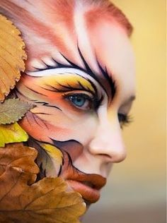 Body art  - #Painted Body #Painting Body #Paint Body| http://paintbodyideas.blogspot.com: