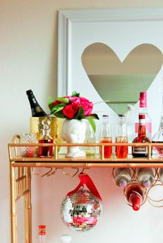An Easy Valentine's Day Decor DIY – Society Social