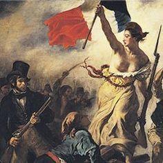 """REVOLUCIÓN FRANCESA 1789-1799. Fue un levantamiento popular contra el poder establecido. Fue un conflicto social y político con diversos episodios de violencia que convulsionó Francia , y por extensión de sus implicaciones, a otras naciones de Europa que enfrentaba a partidarios y opositores del sistema conocido como el Antiguo Régimen. Tuvo como lema """" Libertad, Igualdad, Fraternidad"""". Finalizó en el 1799 con el Golpe de Estado de NAPOLEÓN BONAPARTE. La Revolución marcó el Fin del…"""