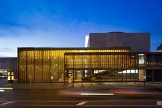Perth performing arts centre - Kerry hill architects
