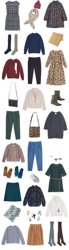 2014–2015 Autumn & Winter Collection - Pick Up   Sally Scott