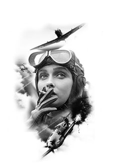 Discover recipes, home ideas, style inspiration and other ideas to try. Pilot Tattoo, War Tattoo, Tattoo Ink, Military Women, Military Art, Female Pilot, Military Tattoos, Tattoo Project, Nose Art