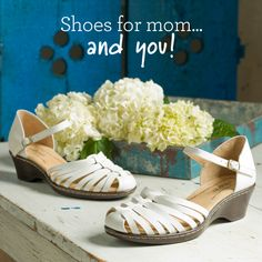 What makes Softspots shoes so comfortable? These wear-anywhere, Huarache-inspired sandals have lofty PillowTop footbeds that mold to your feet and help relieve pressure. You'll want to wear them everywhere, from Mother's Day brunch to a trip to the grocery store.
