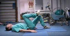 Jednoduché pohyby chrbtice vám pomôžu vyhnúť sa operácii, no slúžia aj ako prevencia pre tých, ktorí zatiaľ problémy nepociťujú. Odborník ich názorne predviedol vovideu.