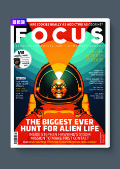 Get the latest science news, future tech, and wonders of the natural world from the UK's science and technology monthly magazine (formerly BBC Focus). Focus Magazine, Science Magazine, Male Magazine, Technology Magazines, Science And Technology, Men's Magazines, Books 2016, New Books, Star Way