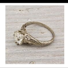 antique wedding ring ok this is my second fav.