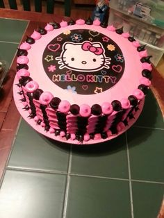 Hello Kitty birthday party Parties and celebrations Pinterest