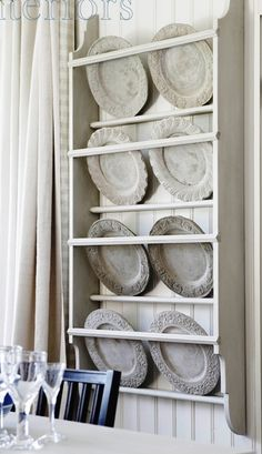 Plate Rack - akta.uk.com - AKTA. Scandinavian Furniture Makers & Upholsters.