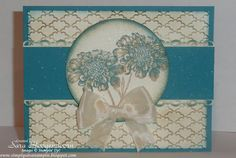 Field Flowers by shoogendoorn - Cards and Paper Crafts at Splitcoaststampers