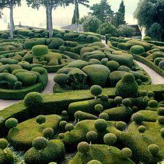 Marqueyssac gardens @ Vèzac, France