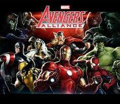 Marvel Avengers Alliance oyunu ile ilgili görsel sonucu