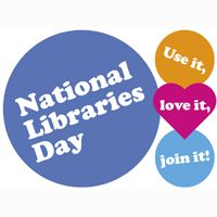 National Libraries Day - 7th February 2015