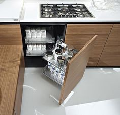 how to design corner in kitchen - Google Search