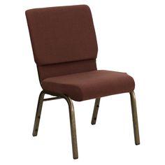 Flash Furniture Goldvein Church Chair