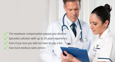 Medical Negligence Claims Solicitors, Expert Advice, High Levels Of Service.