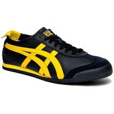newest collection b3348 723c4 ... Onitsuka Tiger Mexico 66 Sneaker (Black Yellow) Onitsuka Tiger Mexico 66,  Casual ... Mexico 66 uomo 6769728b9574g il nerofusion oro ...