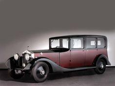 1931 Rolls-Royce Phantom II Limousine by Mulliner Rolls Royce Cars, Rolls Royce Phantom, Cool Cars, Trains, Antique Cars, Bike, Vehicles, Autos, Nice Cars