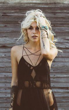 melodimeadows's Picture | bohemian boho style hippy hippie chic gypsy fashion indie folk dress top