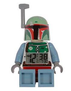 DESPERTADOR LEGO STAR WARS: BOBA FETT
