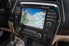 Nissan's touchscreen system is among the easier units to use, and a suite of useful buttons around it make sure you're never hunting for a function for too long.