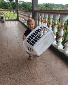 Israel's helper laundry ❤ #dericklovejilldillard #babydilly #thedillardsfamily…