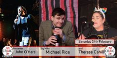 Michael Rice, Comedy Show, Hare, Presents, Website, Night, Fictional Characters, Style, Gifts