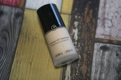 This Armani Foundation is one of the best things I've bought recently