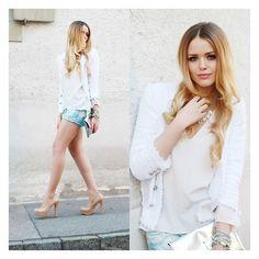 Kristina Bazan ❤ liked on Polyvore featuring outfits, kristina bazan, modeli, kayture and looks