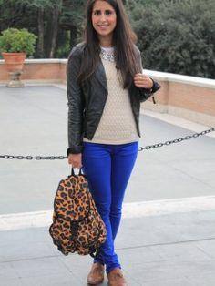 mariatrschic Outfit   Invierno 2012. Cómo vestirse y combinar según mariatrschic el 14-11-2012