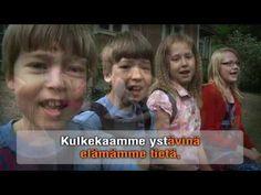Ystävyys on eväsreppu (laulu ja sanat) KUNINKAAN LAPSET / LAULA KANSSANI - YouTube