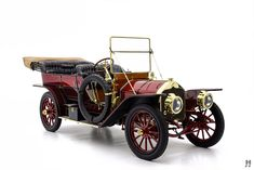 1908 NATIONAL MODEL N Vintage Cars, Antique Cars, Classy Cars, Homemade Dog, Old Cars, Dog Treats, Passion, Memories, Retro