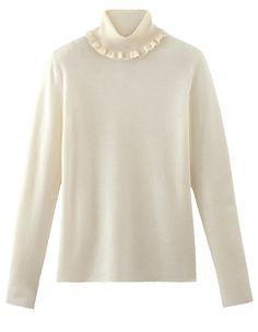 Pull en laine mérinos, Vanessa Seward, 310 €...