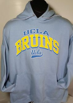 UCLA Bruins Womens Size 2X Hoodie Sweatshirt #TSISportswear #Hoodie #UCLABruins