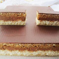 Cake Recipes, Dessert Recipes, Desserts, Kiflice Recipe, Condensed Milk Cake, Torte Recipe, Kolaci I Torte, Croatian Recipes, Cake Bars