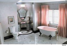 Modern bathroom interior design for girly - Interior Design Pics