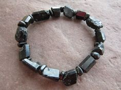 Protection  handmade stretch bracelet natural by CreationsJeiki