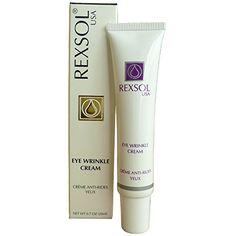 REXSOL Anti-wrinkle Cream Multi-action Eye Wrinkle Cream REXSOL http://www.amazon.com/dp/B00MYZNKB0/ref=cm_sw_r_pi_dp_Rmobub18CP514