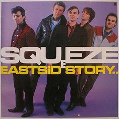 Squeeze - East Side Story US 1981 Lp vg++ to nm