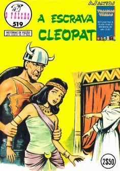 Falcao S2 519: A Escrava de Cleopatra (1970)   Titulo: Falcao S2 519: A Escrava de Cleopatra (1970) Formato(s): CBR Idioma(s): PT-PT Scans: ASantos Restauro: ASantos Num. Paginas: 36 Resolucao (media): 2052 x 1432 Tamanho: 22.88MBDownload (FileFactory)Download (Zippyshare)Agradecimentos: Obrigado ao/a ASantos pelo trabalho de digitalizacao e tambem ao/a ASantos pelo restauro!  Revista semanal O FALCAO n.0519 07-07-1970 64 pags. - A Escrava de Cleopatra (BD) - Mundo que nos rodeia (DOC) - O…