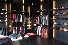 The Hundreds store Los Angeles  California