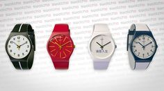 Swatch and Visa Team Up for 'Pay-by-the-Wrist' Payment Feature